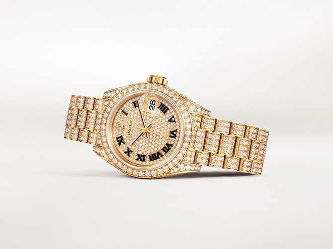 LADY-DATEJUST - ROLEX NEW WATCHES 2021