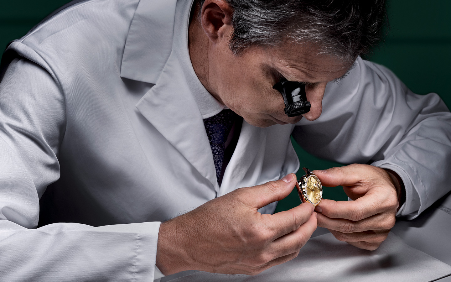 SERVICING YOUR ROLEX AT KIRK FREEPORT