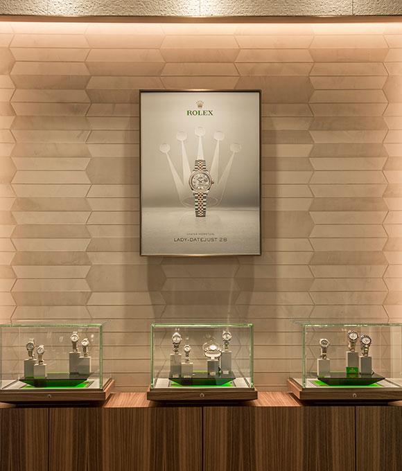 BAYSHORE MALL - Kirk Freeport Rolex showroom