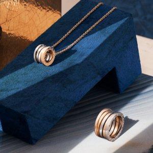 Bvlgari Fine Italian Jewelry at Kirk Freeport in the Cayman Islands