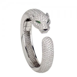 Cartier Panthere Ring at Kirk Freeport in the Cayman Islands