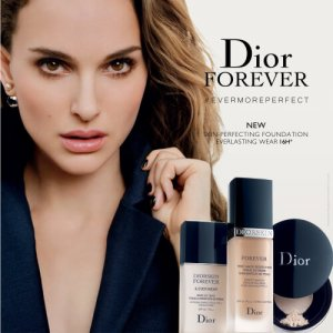 Christian Dior Forever Perfecting Foundation at Kirk Freeport in the Cayman Islands