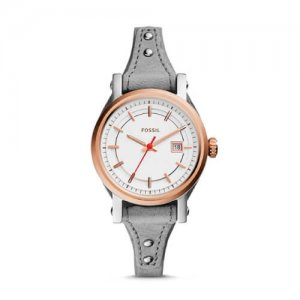 Ladies Leather Fossil Watches at Kirk Freeport in the Cayman Islands