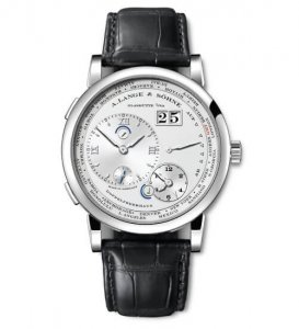 Lange 1 Timezone watch by A. Lange & Sohne Watches at Kirk Freeport in Grand Cayman