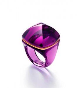 La Baque Pop ring in the colour