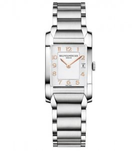 Ladies Hampton 10023 watch by Baume & Mercier Watches at Kirk Freeport in Grand Cayman