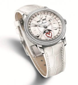 Silver luxury watch by Blancpain Watches at Kirk Freeport in Grand Cayman