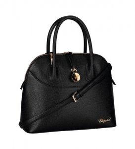 Chopard Luxury Leather Women's Handbag at Kirk Freeport in the Cayman Islands