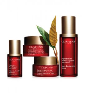 Clarins Cosmetics at Kirk Freeport in Grand Cayman