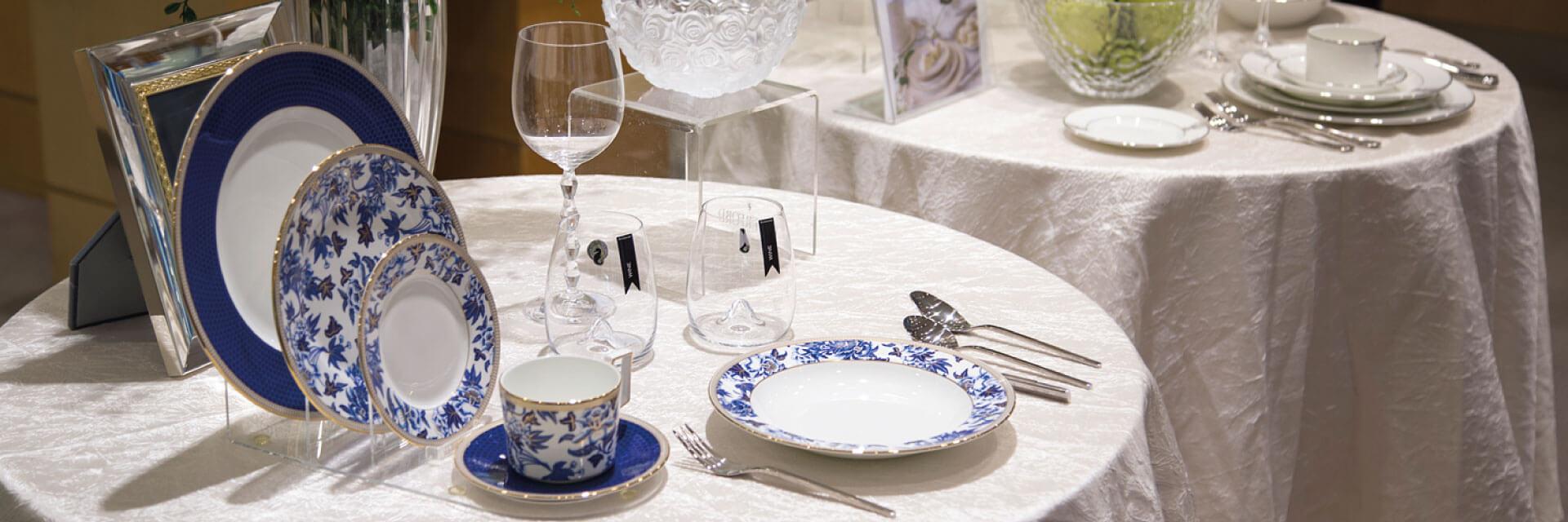 Gift & Wedding Registries at Kirk Freeport in Grand Cayman