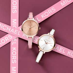 Modern watches by Michael Kors at Kirk Freeport in Grand Cayman.