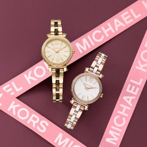 Classic watches by Michael Kors at Kirk Freeport in the Cayman Islands.