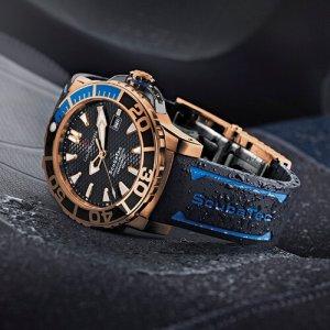 Carl F Bucherer Swiss Luxury Watches at Kirk Freeport in the Cayman Islands