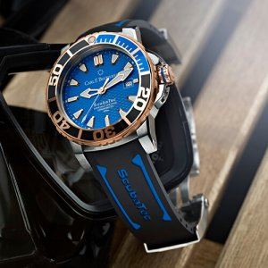 Carl F Bucherer ScubaTec Watches at Kirk Freeport in the Cayman Islands