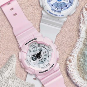 Pink Baby-G Casio watch at Kirk Freeport in Grand Cayman