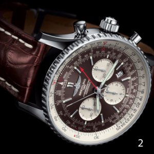 Breitling Navitimer-Rattrapante-steel at Kirk Freeport in Grand Cayman