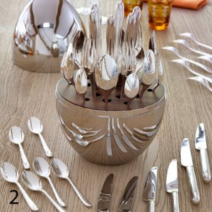 Mood by Christofle Flatware at Kirk Freeport in Grand Cayman