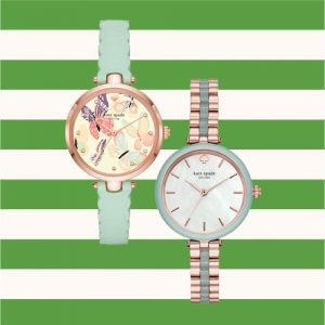 Kate Spade Watch with Butterflies at Kirk Freeport in Grand Cayman