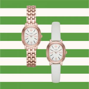 Rose Gold Kate Spade Watches at Kirk Freeport in Grand Cayman
