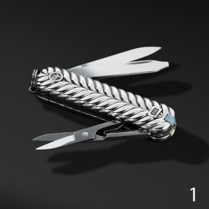 Swiss Army Knife Valentine's Day Gift for Him