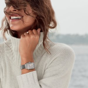 Beautiful Michele watch at Kirk Freeport in Grand Cayman.
