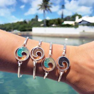 Unique collectable Cayman inspired jewelry by Dune at Kirk Freeport in Grand Cayman