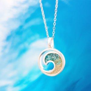Dune jewelry handmade Cayman inspired jewelry exclusive to Kirk Freeport