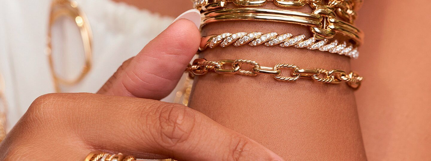 Explore the finest jewelry brands and collections available at Kirk Freeport